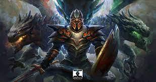 Dragon Knight Dota 2 Ritter Drache