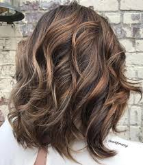 Thick Wavy Hair With Shag