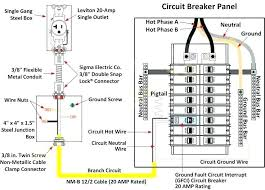 Circuit Breaker And Wire Size Chart Electrical Box Sizing Chart Breaker Box Sizes Amp Wire Size