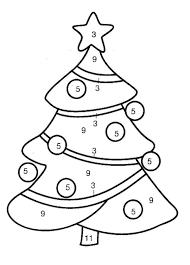20 Nieuwe Kleurplaat Kerstboom Peuters Win Charles