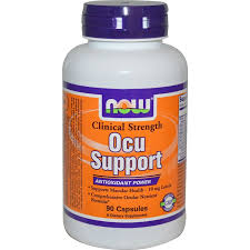 Now Foods, <b>Clinical Strength Ocu</b> Support, 90 растительных капсул