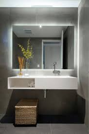 Bathrooms Design : Vanity Table With Lighted Mirror Large Mirror ...