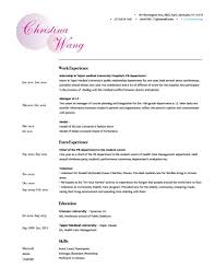 Best Make Up Artist Resume