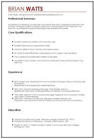Hobbies For Resume Simple Cv Examples Uk Interests