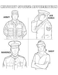 Army Soldier Coloring Pages Koshigayainfo