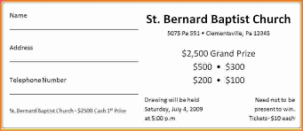 Draw Ticket Template Printable Drawing Tickets At Getdrawings Com Free For Personal Use