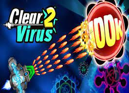 clear virus clash of bio 98k virus