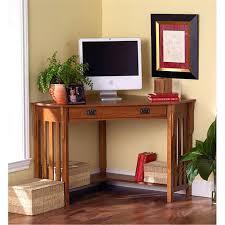 smallest computer desk simple corner small canada