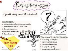 sample expository essays elementary speech presentation essay  english language arts literacy in history social