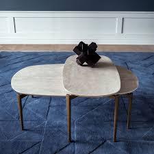 bridging ellipse coffee table