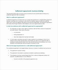 Sample Waiver Agreement Letter Elegant 14 Confidential Settlement ...