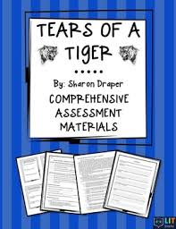 tears of a tiger quizzes test essays answer keys by lit lessons tears of a tiger quizzes test essays answer keys