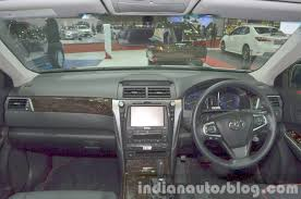 new car launches april 20152015 Toyota Camry facelift to launch in India on April 30