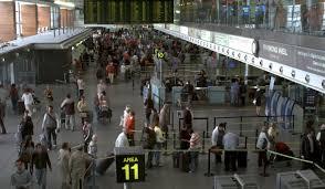 access control avigilon avigilon airport checkin demo