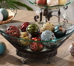 Decorative Bowl With Orbs Decorative orbs are only as beautiful as the bowl you put them in 27
