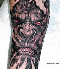 Top 9 Scary Demon Tattoo Vzory Pro Muže Styly V životě Tetovací