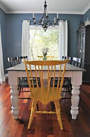 black dining room table diy. Farmhouse Dining Table Black Room Diy N
