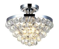and by the way that light is from home depot and costs just over 100 and it s almost identical other than color to this callia crystal flushmount light