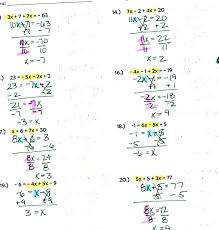 kuta 2 step equations math worksheets unique awesome algebra ideas step equations worksheet amazing fractions