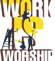 work is worship short paragraph for the children and students work is worship