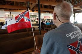 Past time' for Mississippi to change Confederate-based flag   US & Canada  News   Al Jazeera