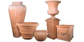 terracotta planterore