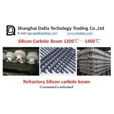 china refractory silicon carbide pipe refractory kiln furniture supplier
