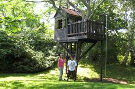Diy Treehouses For Kids