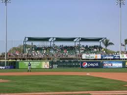 Outfield Seats Picture Of Lecom Park Bradenton Tripadvisor