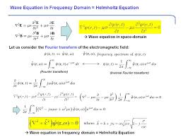 fourier transform wave equation jennarocca