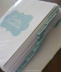 family cookbook keep your favorite recipes close at hand with your own recipe binder how to make a recipe binder via clean mama