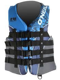 Oneill Mens Superlite Life Vest Nylon Us Coast Guard Approved Lifejacket Walmart Com