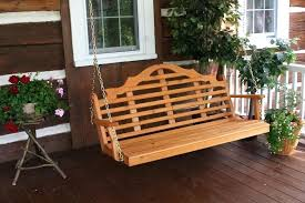 amish outdoor swings porch swing plans veterans against the deal beauty of