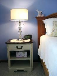small night stand lamp side tables bedside table height how tall should a nightstand be elegant