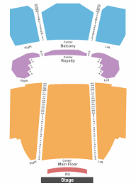 Seating Chart Old National Centre Indianapolis Www