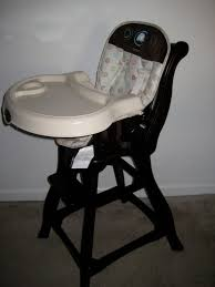 carter s wooden high chair suvs with second row captain s chairs with regard to carters high chair