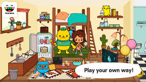 toca life town is a free roaming exploration game for kids brought to you by the toca boca studios