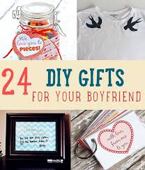 good ideas for birthday presents for boyfriends gifts for boyfriends romance diy gifts printable