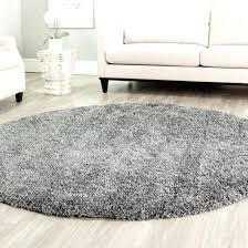 gray bathroom rug target round