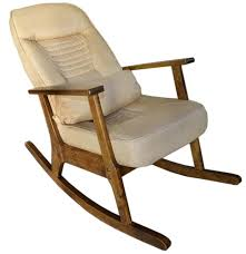 wooden rocking chair. Wooden Rocking Chair For Elderly People Japanese Style Recliner Easy Adult Armrest