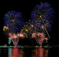 Gosport Christmas Lights 2016 Uk Airshow Review Forums Gunwharf Quays Fireworks Display