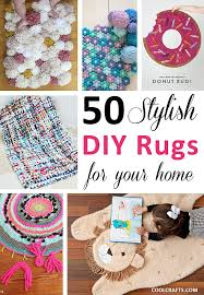 diy rug ideas