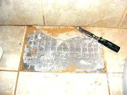 removing tile floor from concrete removing tiles from floor removing tile carefully remove grout where tiles removing tile