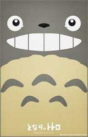 <b>Totoro</b> Poster - <b>Smiling</b> by Nortiker.deviantart.com on @deviantART ...