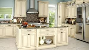 off white kitchen cabinets with black countertops. Interesting White Off White Cabinets Kitchen With Antique Brown Granite  Black Throughout Off White Kitchen Cabinets With Black Countertops N