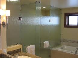 ... Rain Glass Shower Doors For Modern Style Commercial Storefront Glass  And Automatic Door Systems ...