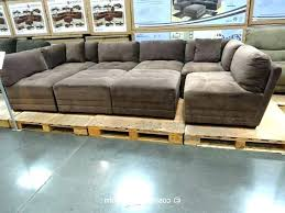 costco leather sectional couches at couch round black traditional wooden pillow leather sectional sofa as well