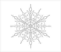 Free Hand Embroidery Pattern Snowflake Template doc 7911024 snowflake template free printable snowflake on free templates for contracts of employment