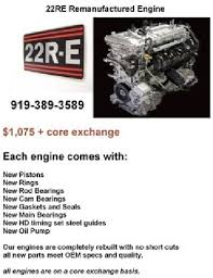 22re Toyota (engine Or Motor) - For Sale Classifieds - Claz.org