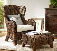 Pottery Barn Rattan Chair U22